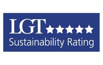 LGT uses the LGT Sustainability Rating to analyse how sustainably a company works.