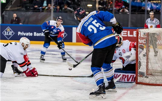 Champions Hockey League