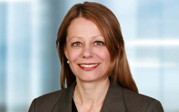 Ursula Finsterwald, Group Sustainability Manager