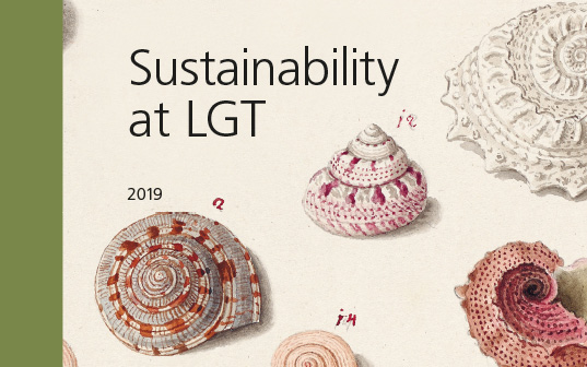 LGT Sustainability Report
