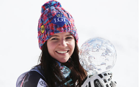 Skiing: from young talents to top athletes