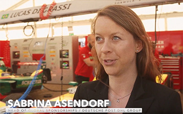 LGT Formula E Talk mit Sabrina Asendorf (Deutsche Post DHL Group)