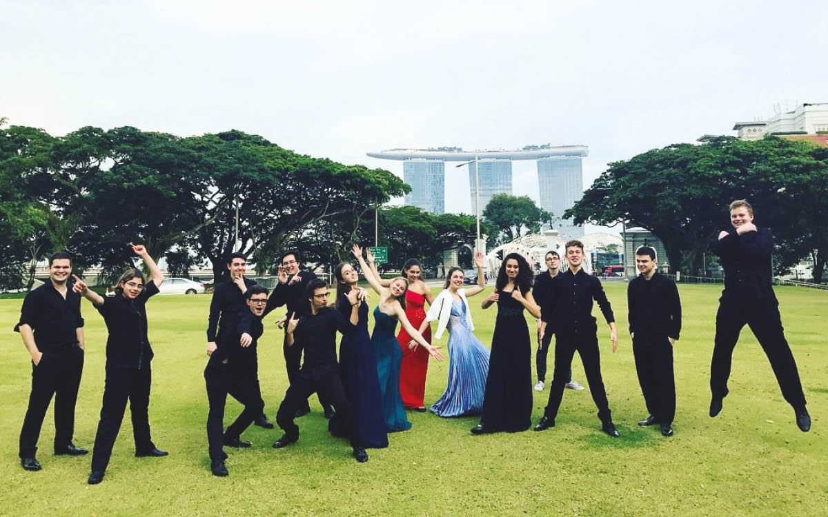 LGT Young Soloists touring Asia