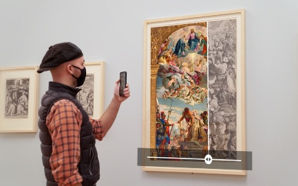Augmented Reality museum