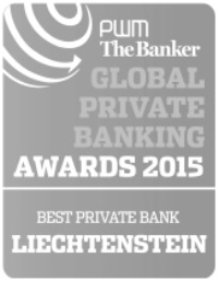 Global Private Banking Awards 2015 - Best Private Bank Liechtenstein