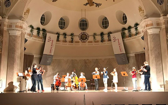 LGT Young Soloists at the Festival of South Tyrol in Merano